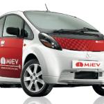 Mitsubishi i-MiEV Electric Car Thoughts