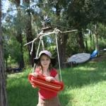 Backyard Flying Fox (Zip Line)