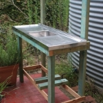 DIY Chicken Processing Station