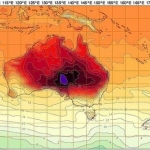 Record Temperatures And Bushfires Everywhere