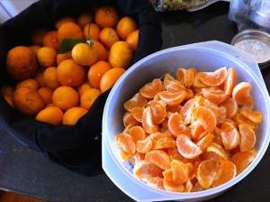 Mandarin Glut!