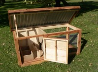 Book A Chook chicken tractor