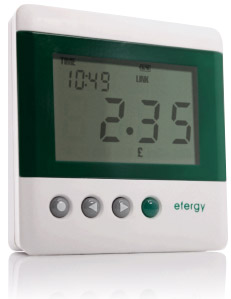 Efergy household electricty meter