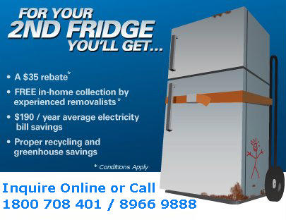 NSW Fridge Buyback Scheme