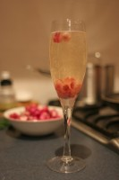 Lilly pilly bellinis