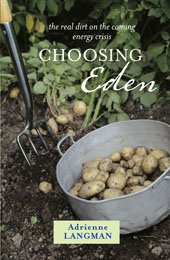 Cover image - Choosing Eden by Adrienne Langman
