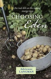 Cover image - Choosing Eden by Adrienne Langman