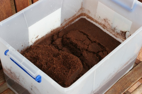 Soil Blocker Recipes
