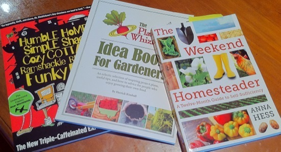Cool sustainability books