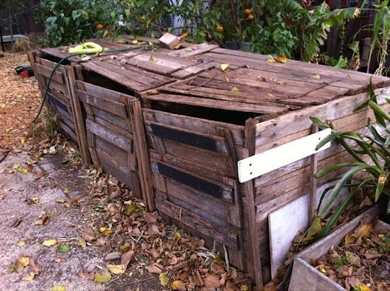 Compost Bays